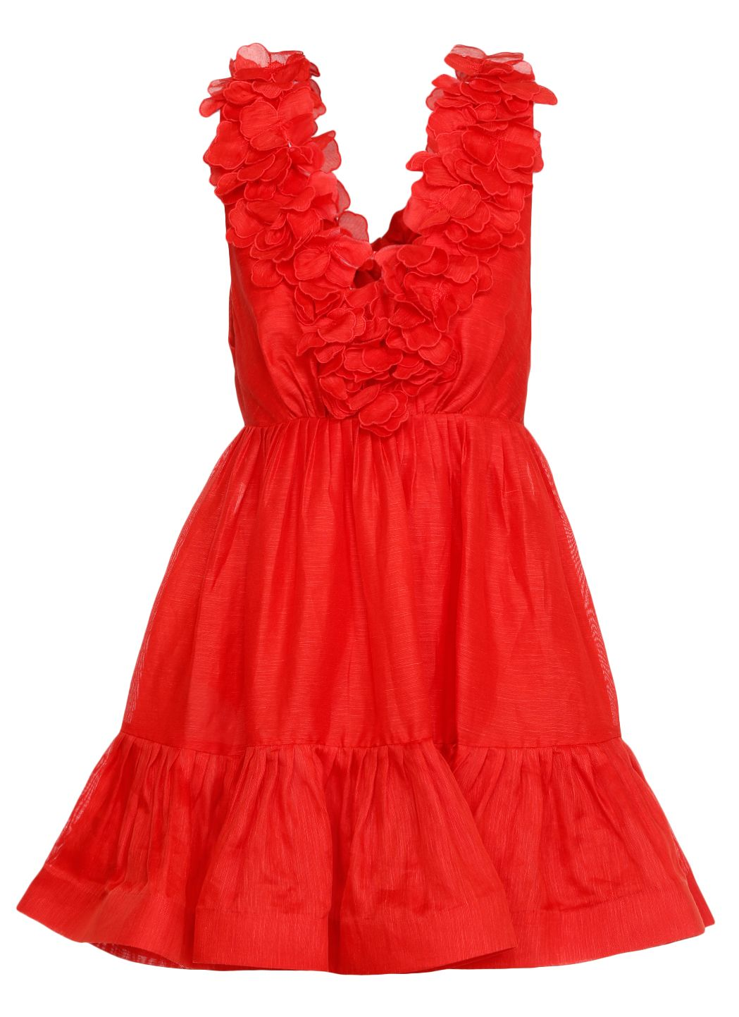 The Lovestruck Garland Mini dress