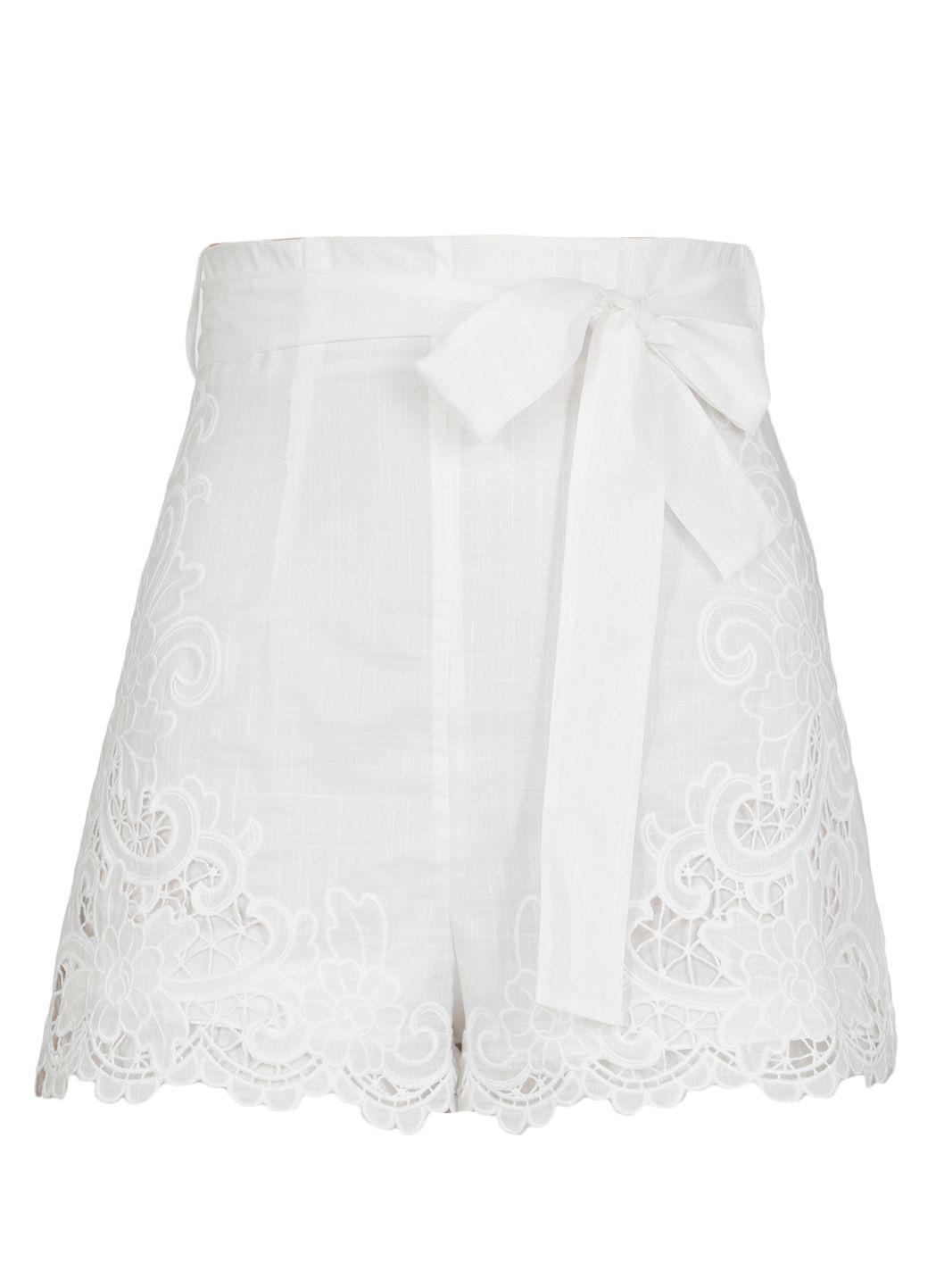 Shorts Lulu Scallop