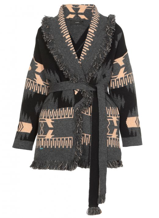 Icon Knitted Cardigan