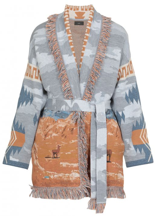 The Moon Valley Knitted Cardigan