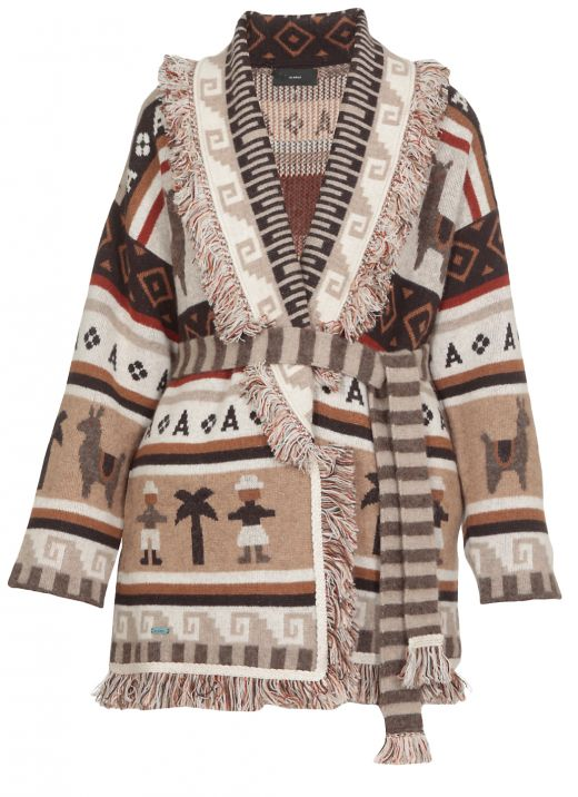 The Long Way Knitted Cardigan