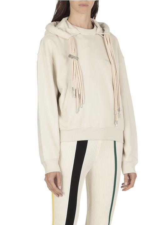 Multicord sweatshirt