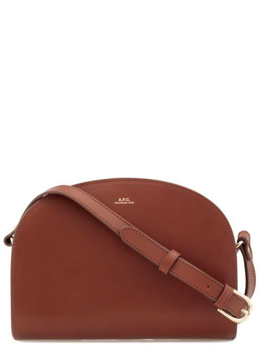 Loged shoulderbag