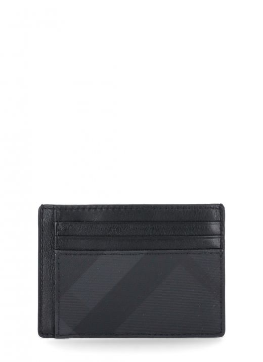 Chase London check card case