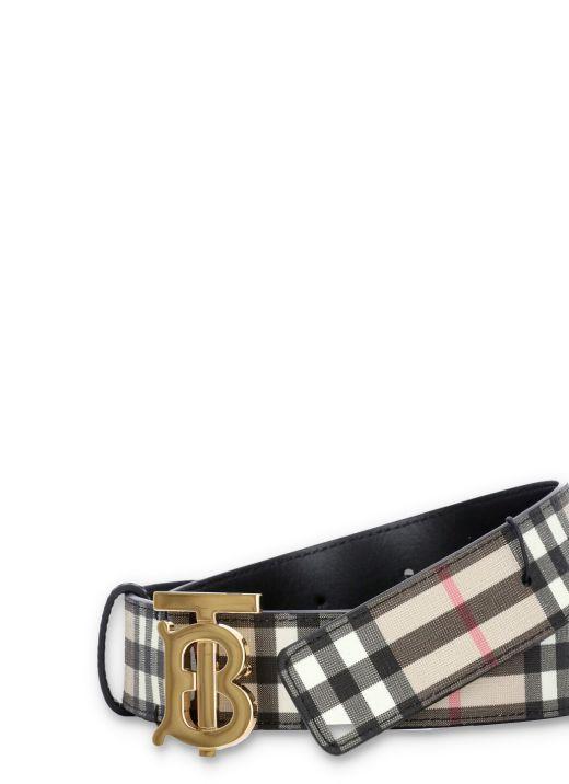 Cintura Vintage check
