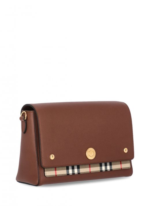 Note leather bag