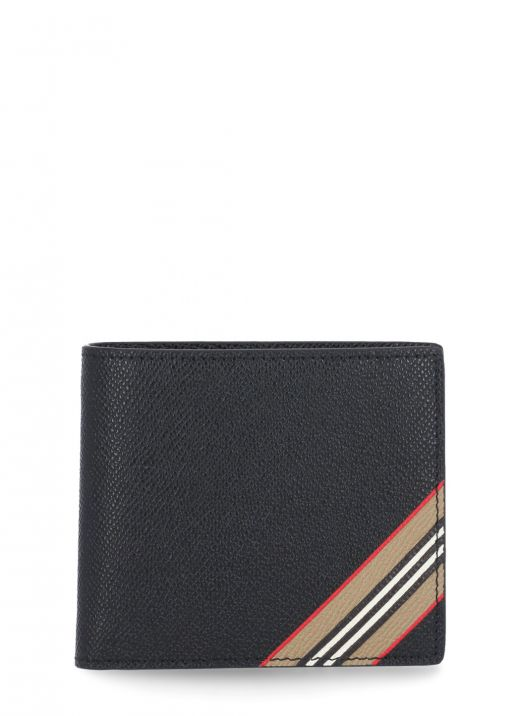 Business Icon stripes wallet