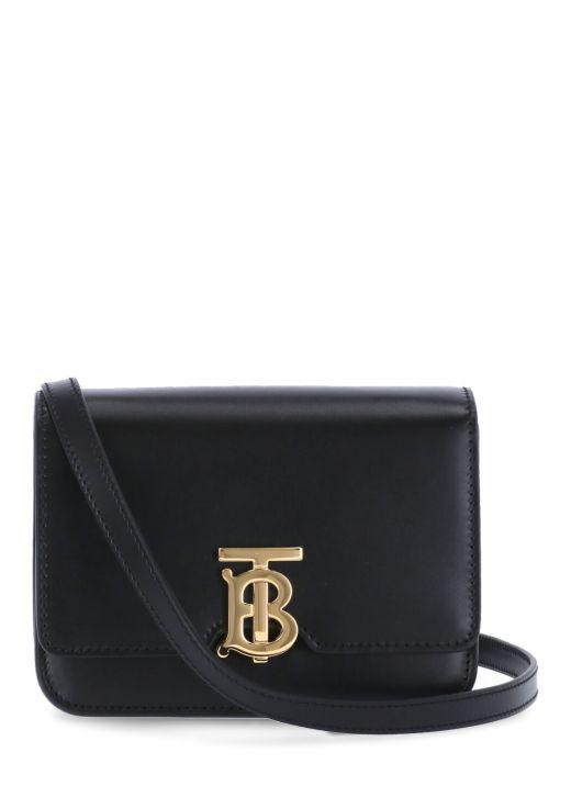 Leather Mini TB Bag