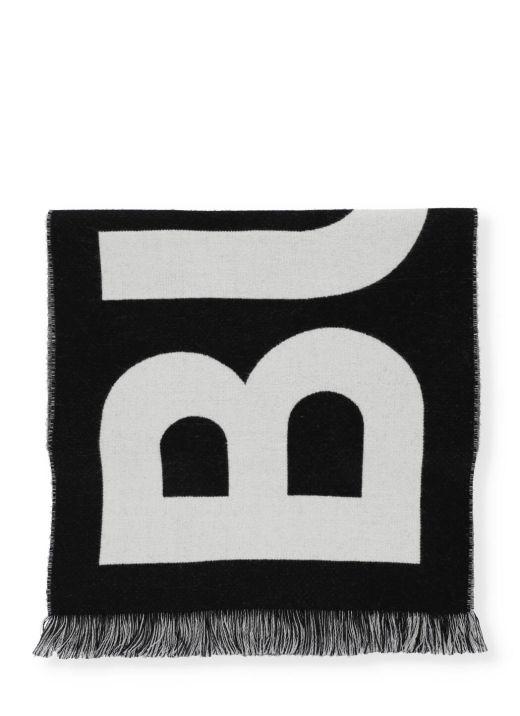 Logo Football scarf