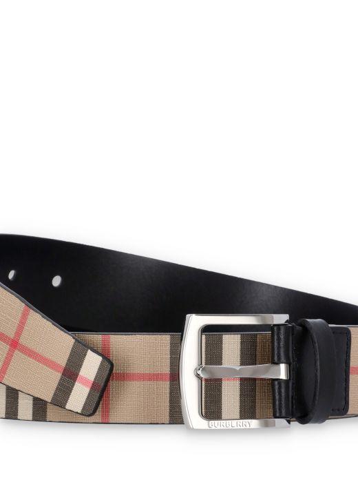 Gray 35 belt