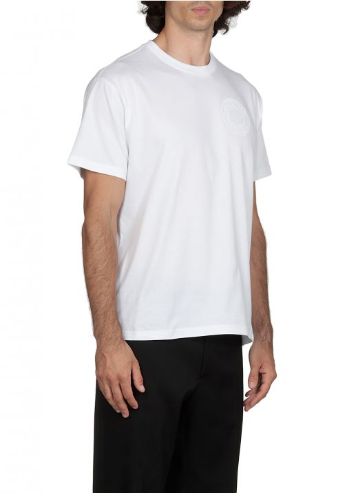 Oversize T-shirt with graphic logo