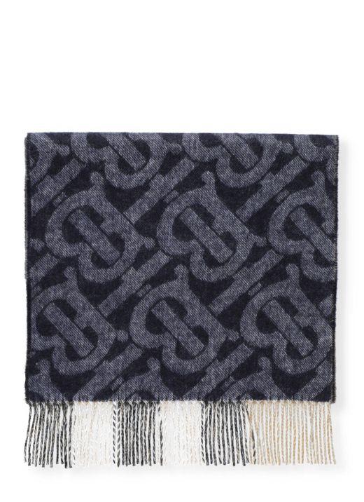 Half Mega scarf