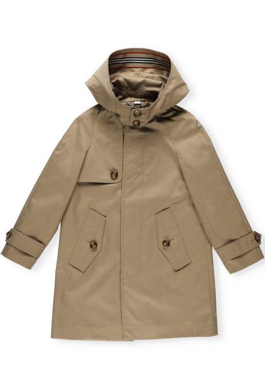 Cotton waterproof jacket