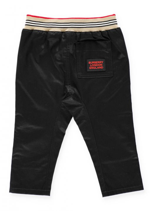 Cotton twill trouser
