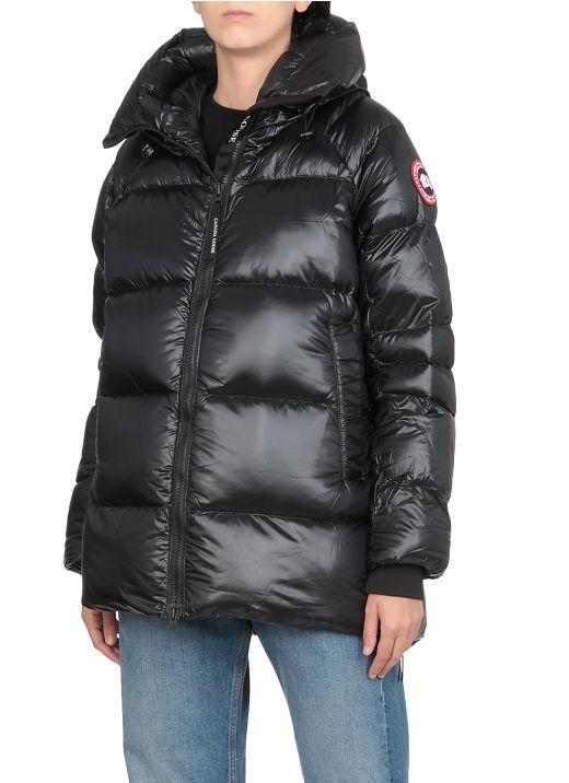 Cypress padded down jacket