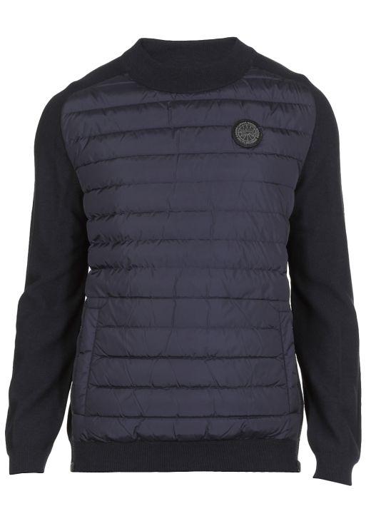 Hybridge Sweater