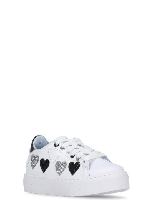Roger Hearts sneaker