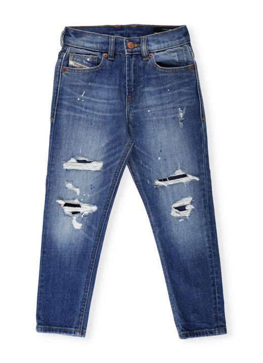 D-Vider-J Jeans