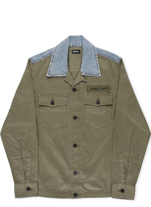 Cowalt oversize shirt