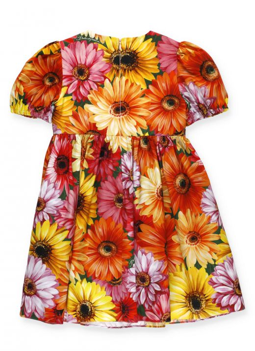 Gerbere dress
