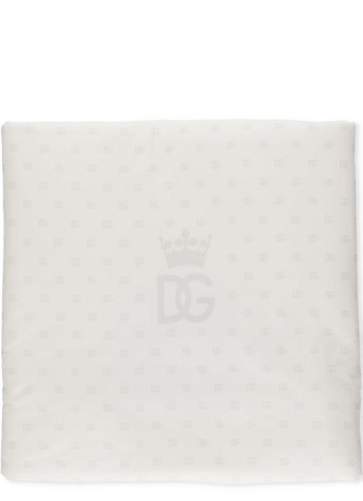 Monogram blanket