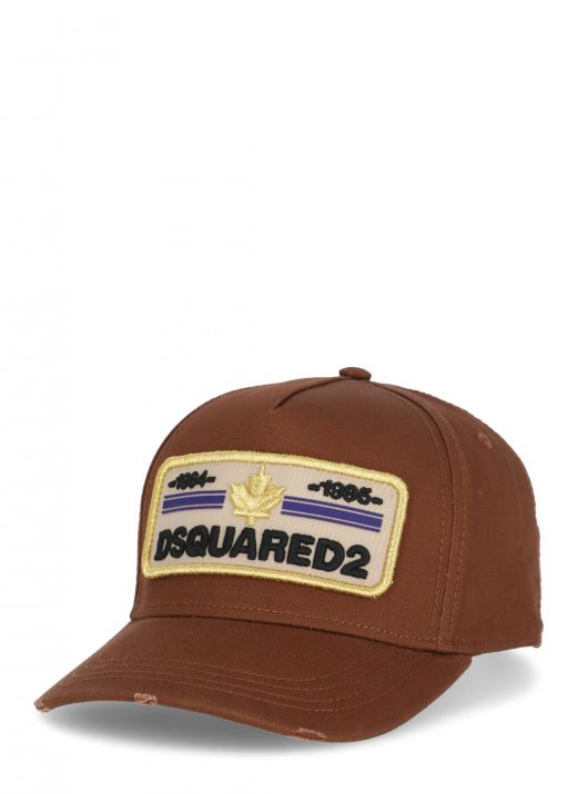 Baseball cap with logo