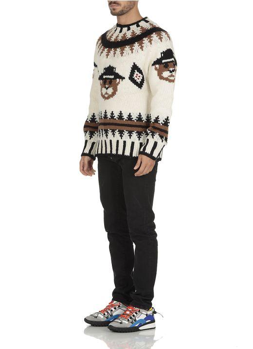 Beaver Sweater