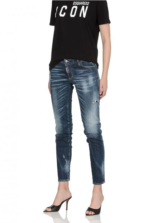Skinny Medium Waist Jeans