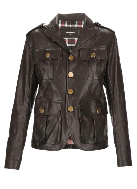 Army 4 Pockets jacket