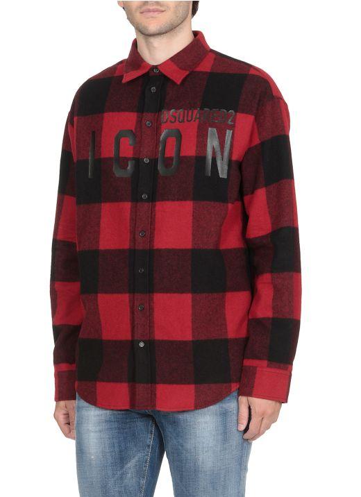 Icon Check Shirt