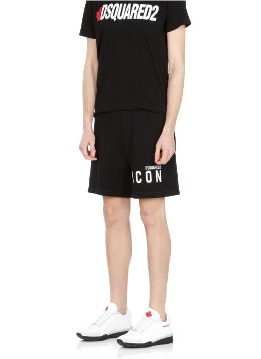 Short in cotone