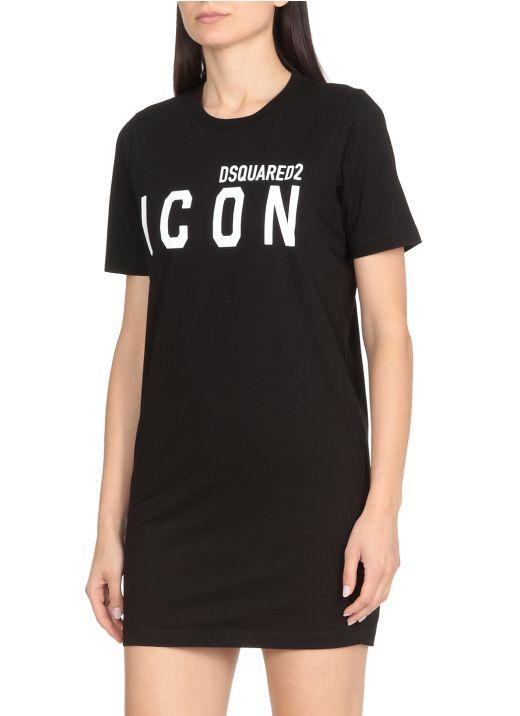 T-shirt ICON dress