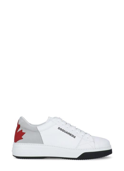 Bumper sneaker