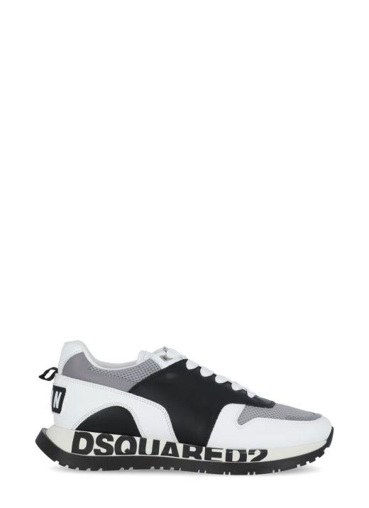 Loged sneaker