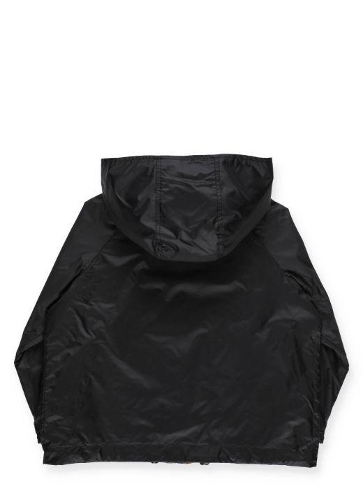Monogram reversible jacket