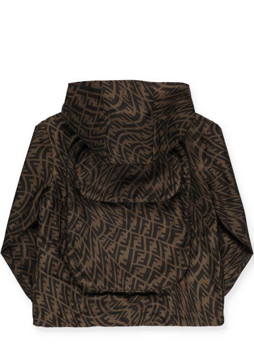 Monogram jacket
