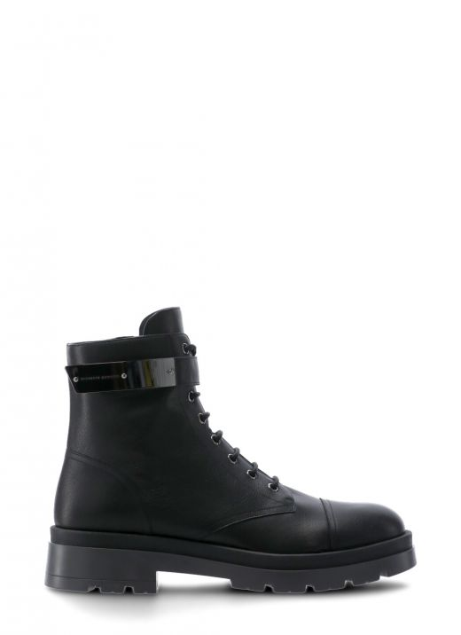 Rombos 25 leather boot