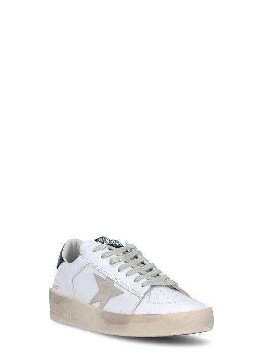Leather Stardan sneakers