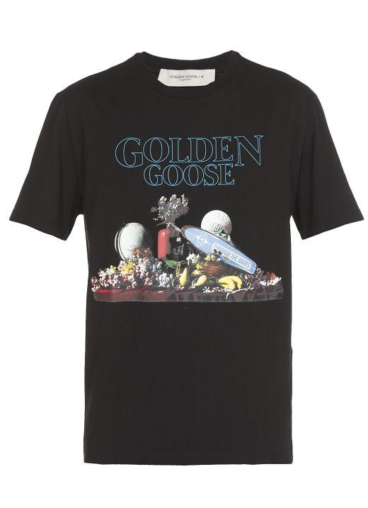 Golden Regular t-shirt