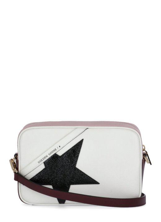 Pebbled leather Star Bag