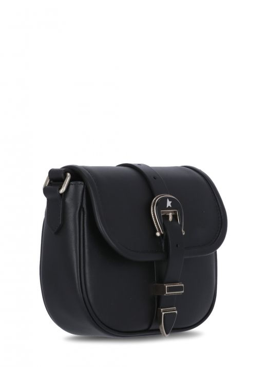 Leather small Rodeo Bag