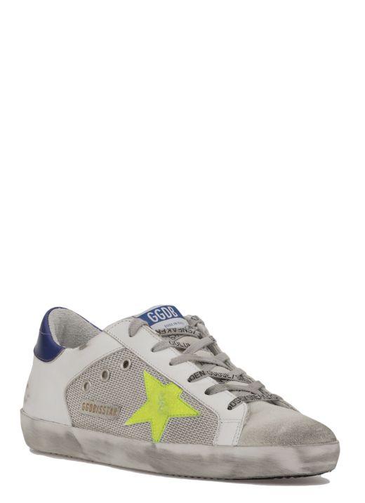 Super Star Net Sneakers