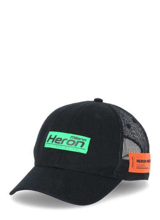 Trading Truker baseball cap