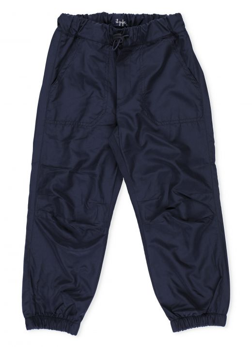 Sport trousers with drawstring