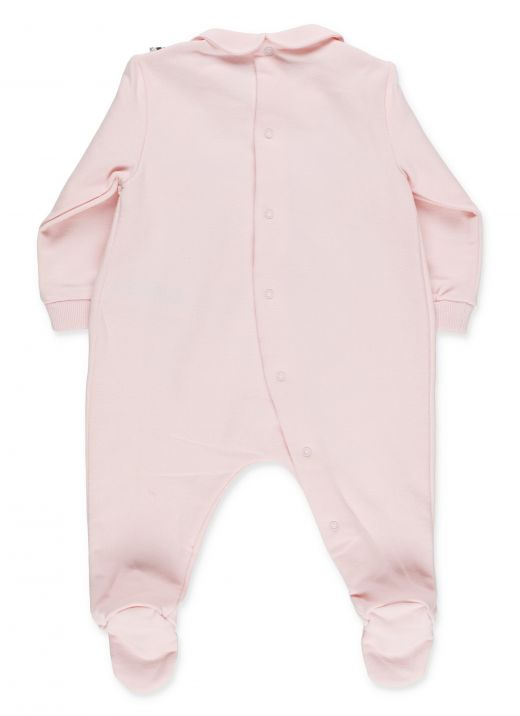 Babysuit with ruffles