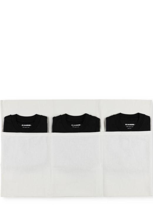 3 Cotton T-shirt set
