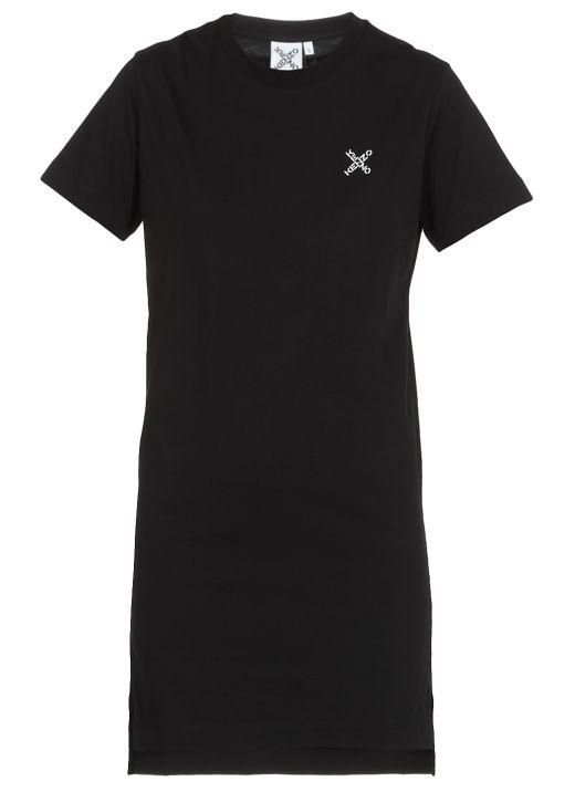 Kenzo Sport T-shirt Dress