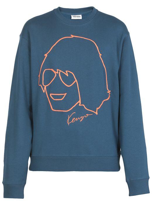 Kenzo Tribute sweatshirt