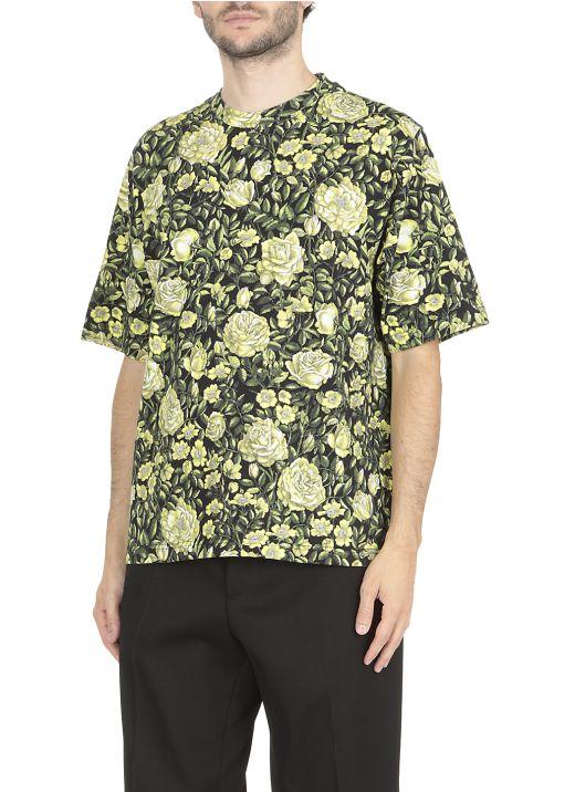Botanical Rose t-shirt