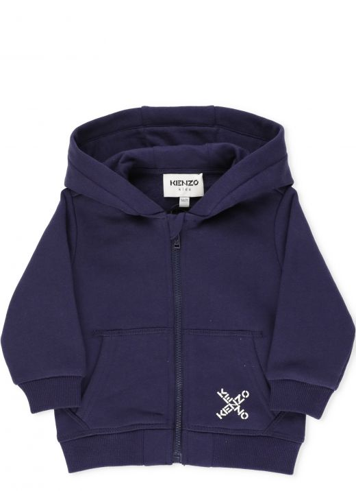 Cotton track jacket